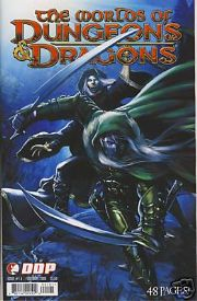Worlds of Dungeons & Dragons Comics